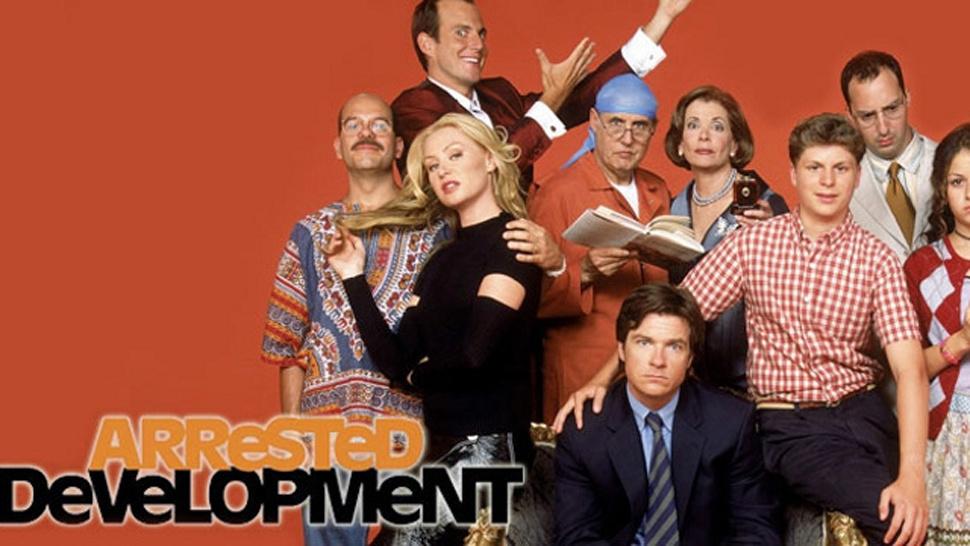 Netflix Serie - Arrested Development - Nu op Netflix