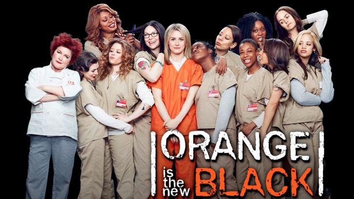 Netflix Serie - Orange Is the New Black - Nu op Netflix