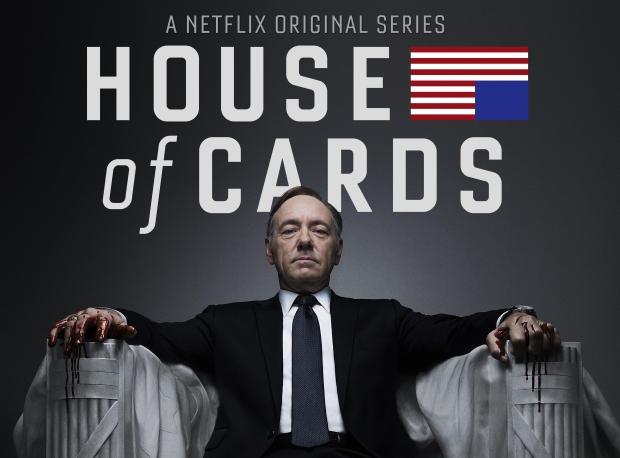 Netflix Serie - House of Cards - Nu op Netflix