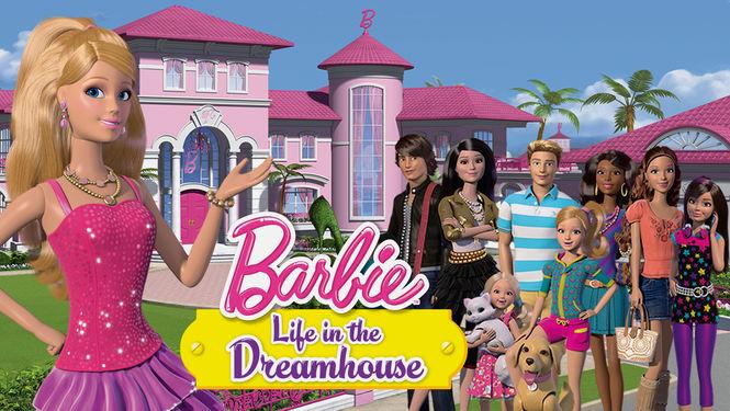 Netflix Serie - Barbie Life in the Dreamhouse - Nu op Netflix