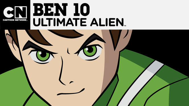 Netflix Serie - Ben 10: Ultimate Alien - Nu op Netflix