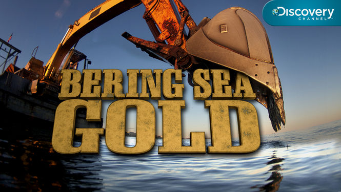 Netflix Serie - Bering Sea Gold - Nu op Netflix