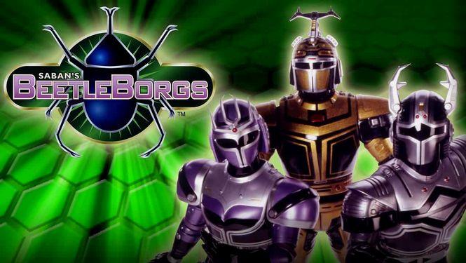 Netflix Serie - Big Bad Beetleborgs - Nu op Netflix