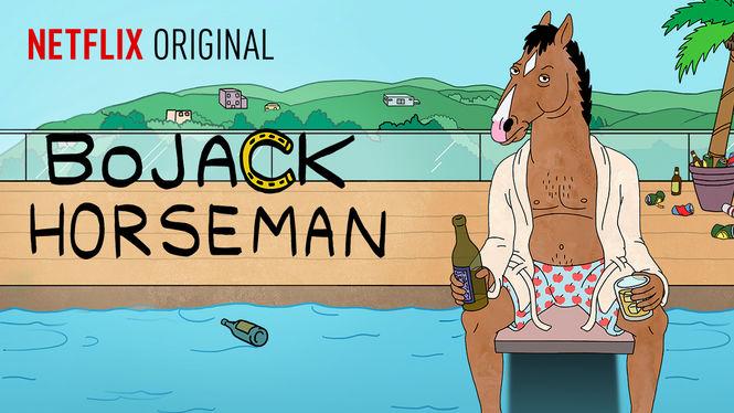 Netflix Serie - BoJack Horseman - Nu op Netflix