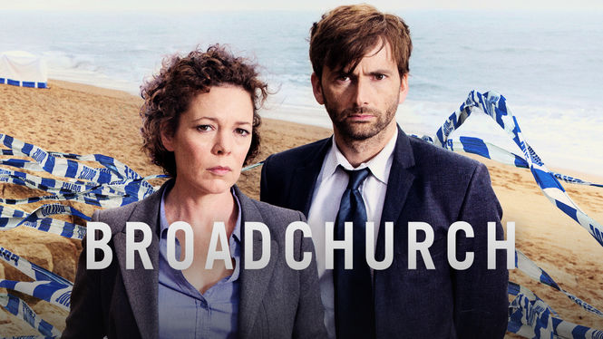 Netflix Serie - Broadchurch - Nu op Netflix