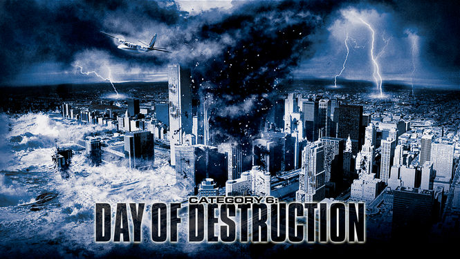 Netflix Serie - Category 6: Day of Destruction - Nu op Netflix