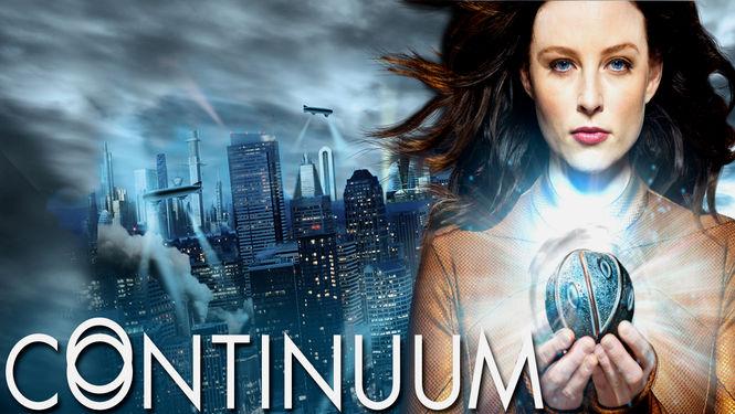 Netflix Serie - Continuum - Nu op Netflix