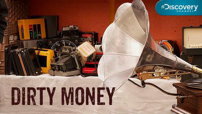 Netflix Serie - Dirty Money - Nu op Netflix