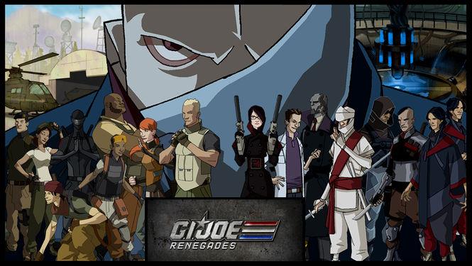 Netflix Serie - G.I. Joe: Renegades - Nu op Netflix