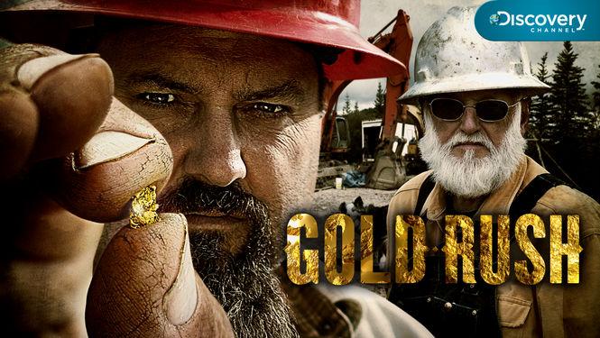 Netflix Serie - Gold Rush - Nu op Netflix