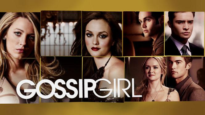 Netflix Serie - Gossip Girl - Nu op Netflix