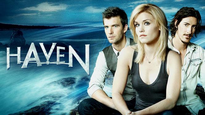 Netflix Serie - Haven - Nu op Netflix