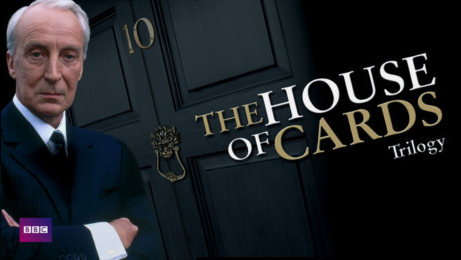Netflix Serie - House of Cards Trilogy (BBC) - Nu op Netflix