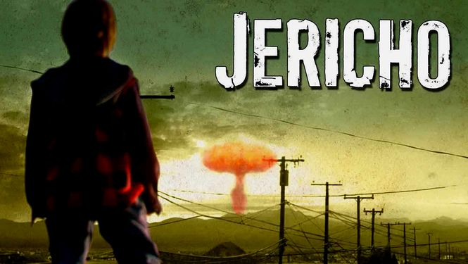 Netflix Serie - Jericho - Nu op Netflix