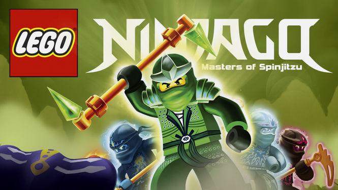 Netflix Serie - LEGO Ninjago: Masters of Spinjitzu - Nu op Netflix