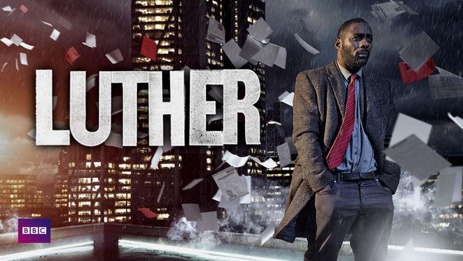 Netflix Serie - Luther - Nu op Netflix