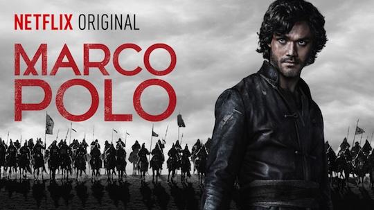 Netflix Serie - Marco Polo - Nu op Netflix