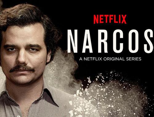 Netflix Serie - Narcos - Nu op Netflix