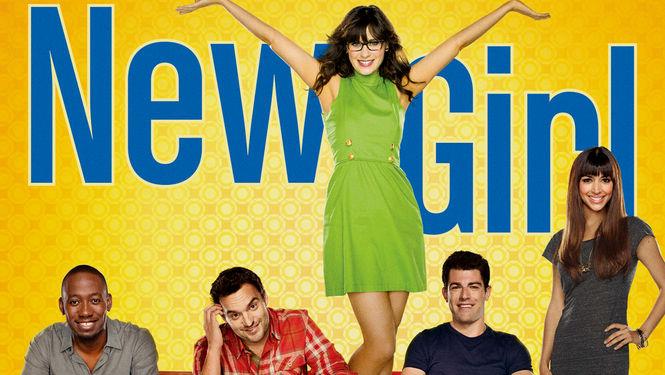 Netflix Serie - New Girl - Nu op Netflix