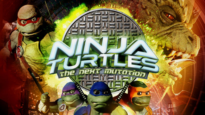 Netflix Serie - Ninja Turtles: The Next Mutation - Nu op Netflix