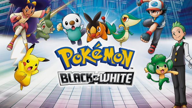 Netflix Serie - Pokémon: Black & White - Nu op Netflix