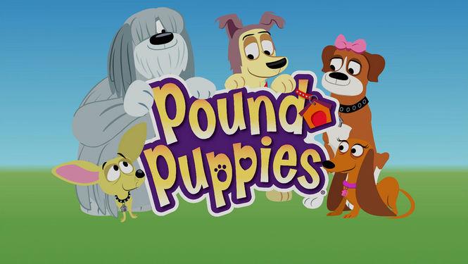 Netflix Serie - Pound Puppies - Nu op Netflix