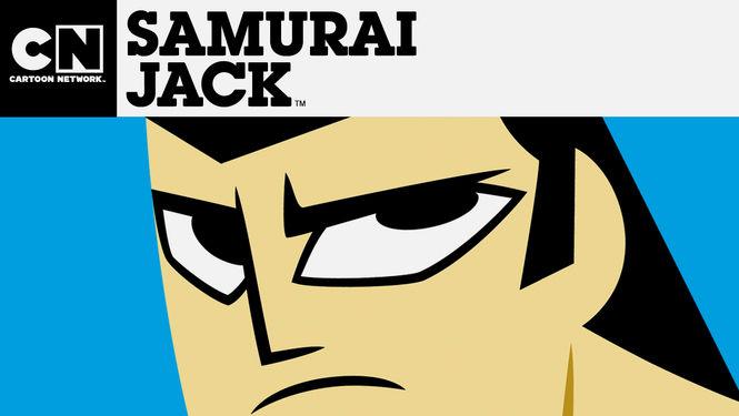 Netflix Serie - Samurai Jack - Nu op Netflix