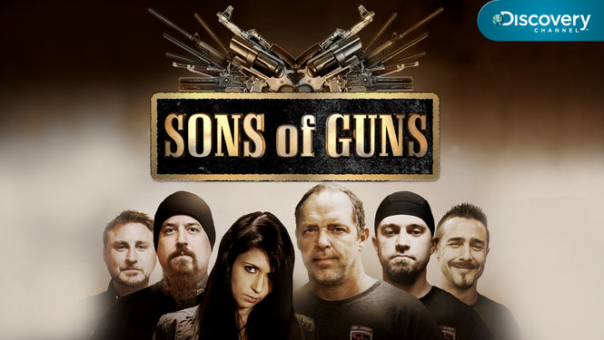 Netflix Serie - Sons of Guns - Nu op Netflix