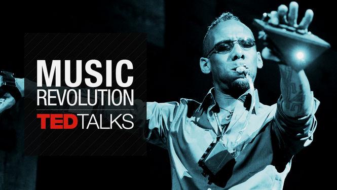 Netflix Serie - TEDTalks: Music Revolution - Nu op Netflix