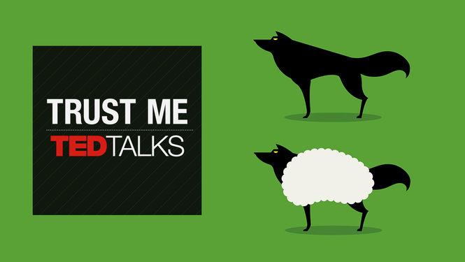 Netflix Serie - TEDTalks: Trust Me - Nu op Netflix