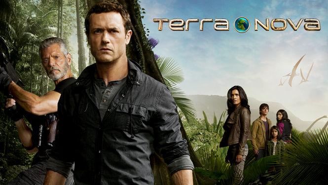 Netflix Serie - Terra Nova - Nu op Netflix