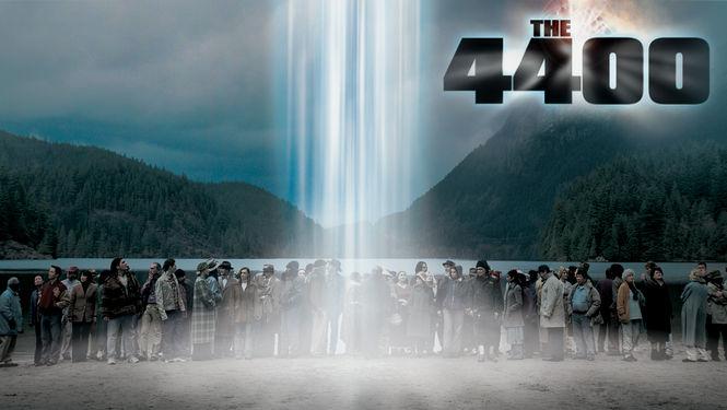 Netflix Serie - The 4400 - Nu op Netflix