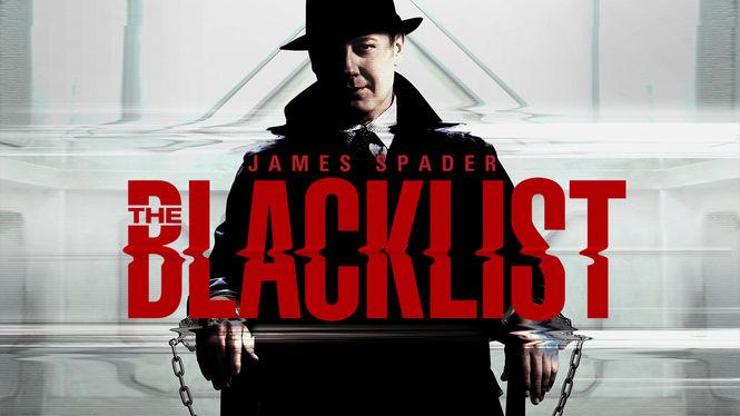 Netflix Serie - The Blacklist - Nu op Netflix
