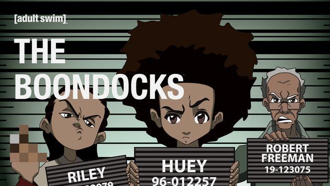 Netflix Serie - The Boondocks - Nu op Netflix