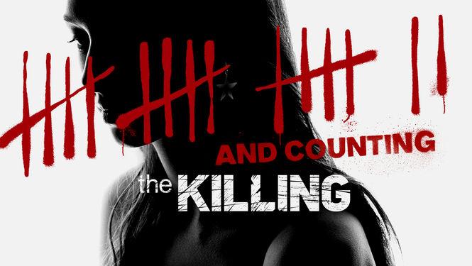 Netflix Serie - The Killing - Netflix Original - Nu op Netflix