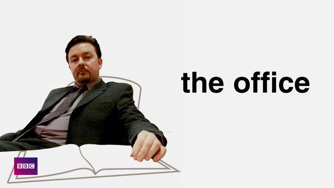 Netflix Serie - The Office (U.K.) - Nu op Netflix