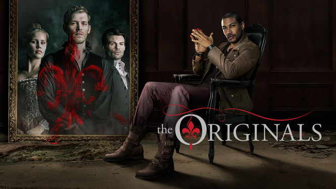 Netflix Serie - The Originals - Nu op Netflix