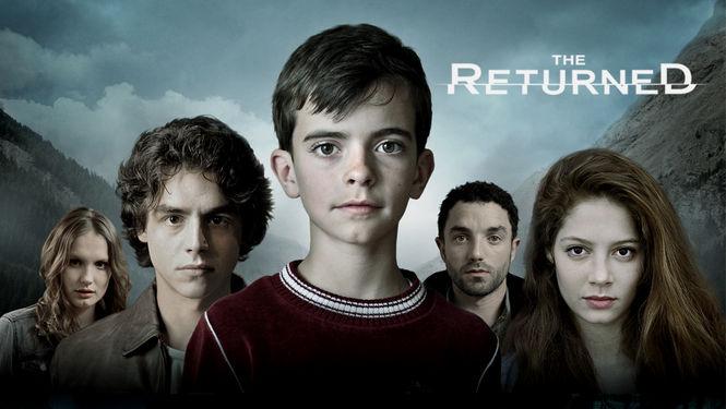 Netflix Serie - The Returned - Nu op Netflix