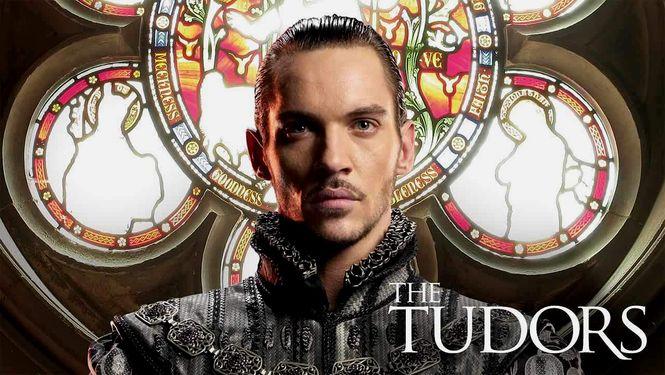 Netflix Serie - The Tudors - Nu op Netflix