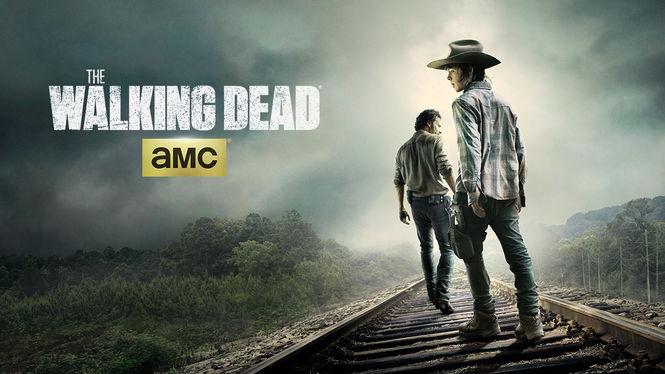 Netflix Serie - The Walking Dead - Nu op Netflix