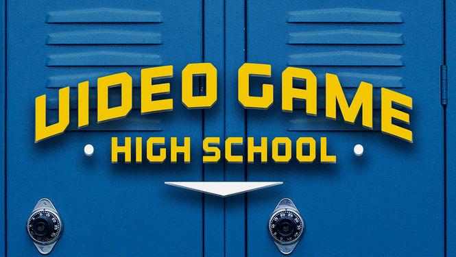 Netflix Serie - Video Game High School - Nu op Netflix