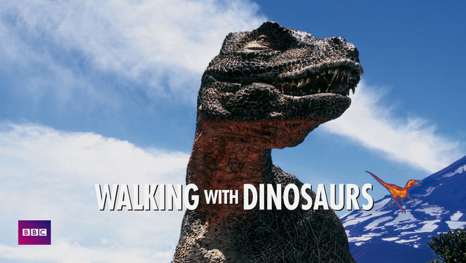 Netflix Serie - Walking with Dinosaurs - Nu op Netflix