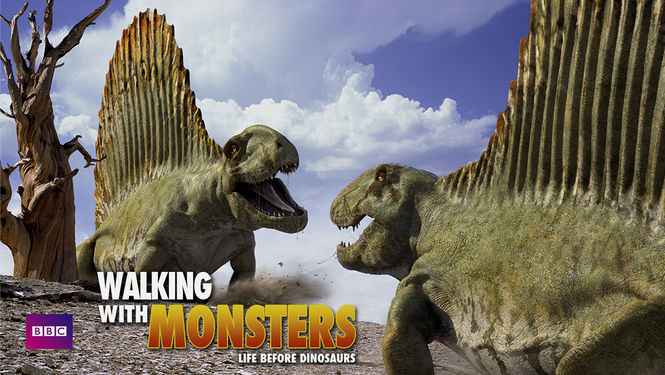 Netflix Serie - Walking with Monsters: Life Before Dinosaurs - Nu op Netflix