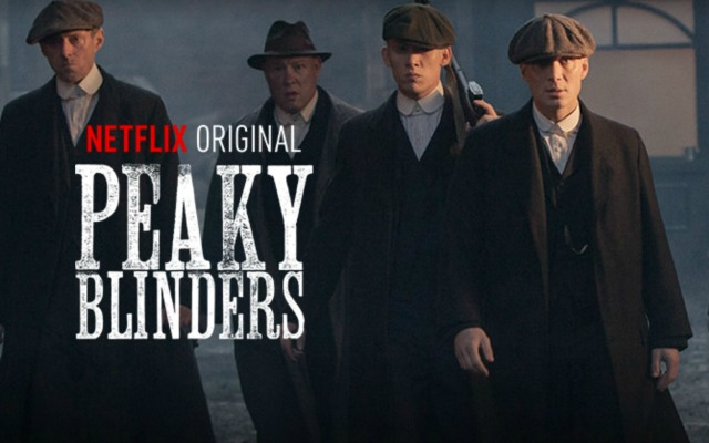 Netflix Serie - Peaky Blinders - Nu op Netflix
