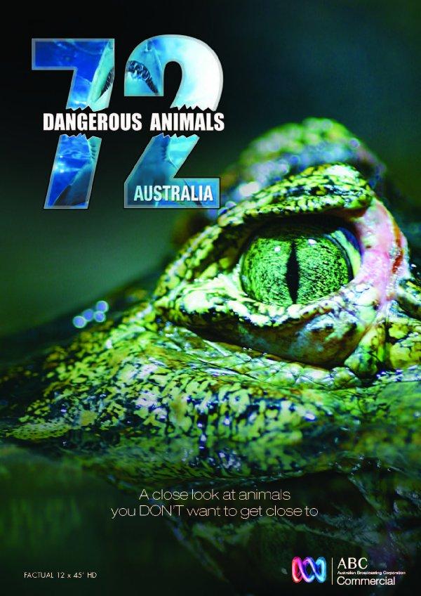 Netflix Serie - 72 Dangerous Animals: Australia - Nu op Netflix