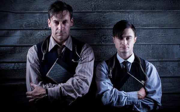 Netflix Serie - A Young Doctor's Notebook - Nu op Netflix