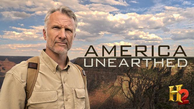 Netflix Serie - America Unearthed - Nu op Netflix