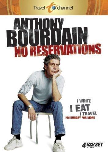 Netflix Serie - Anthony Bourdain: No Reservations - Nu op Netflix