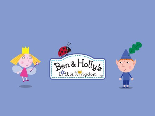 Netflix Serie - Ben & Holly's Little Kingdom - Nu op Netflix