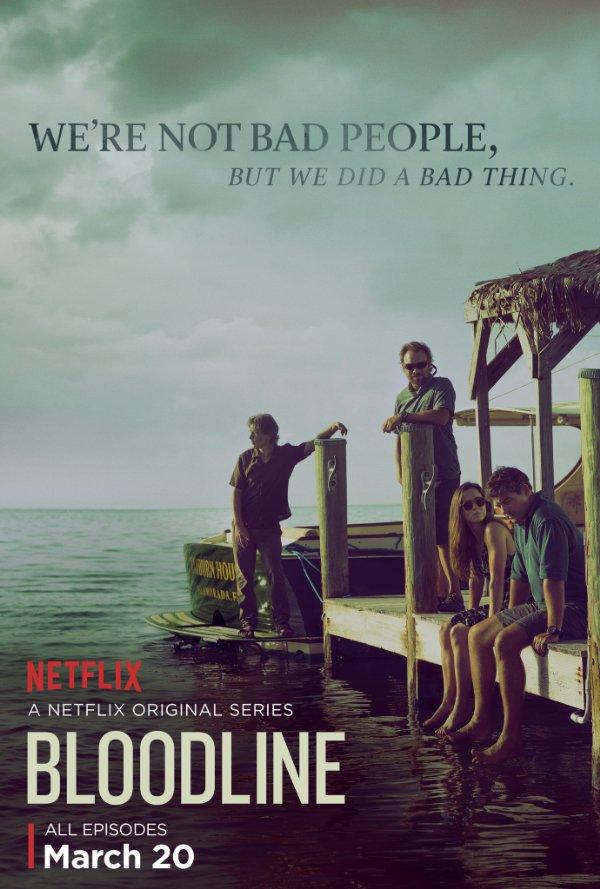 Netflix Serie - Bloodline - Nu op Netflix